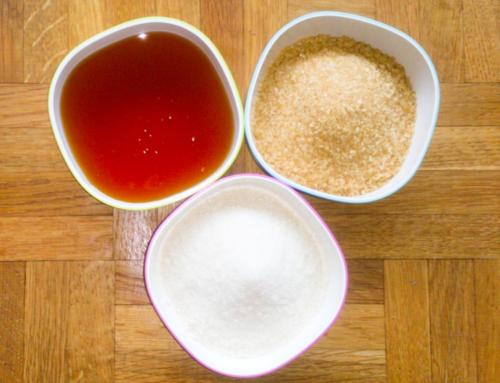 Gesündere Alternativen zu Zucker