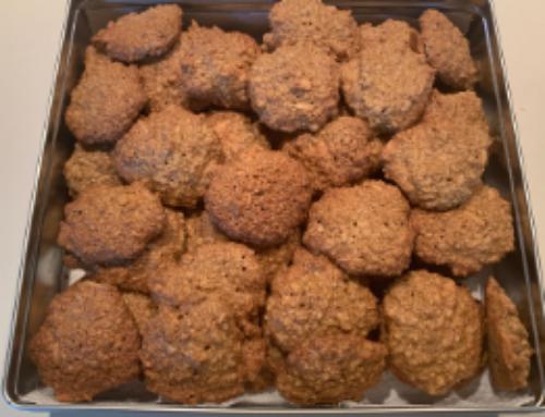 Hafer Knusper Kekse
