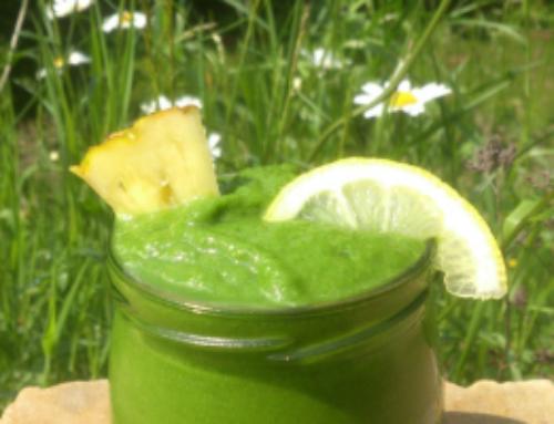 Grüner Smoothie bei Autoimmunerkrankung?